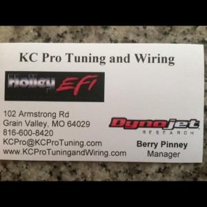 KC Pro Tuning card